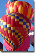 Four Hills Village Neighborhood Association - Albuquerque hot air balloons